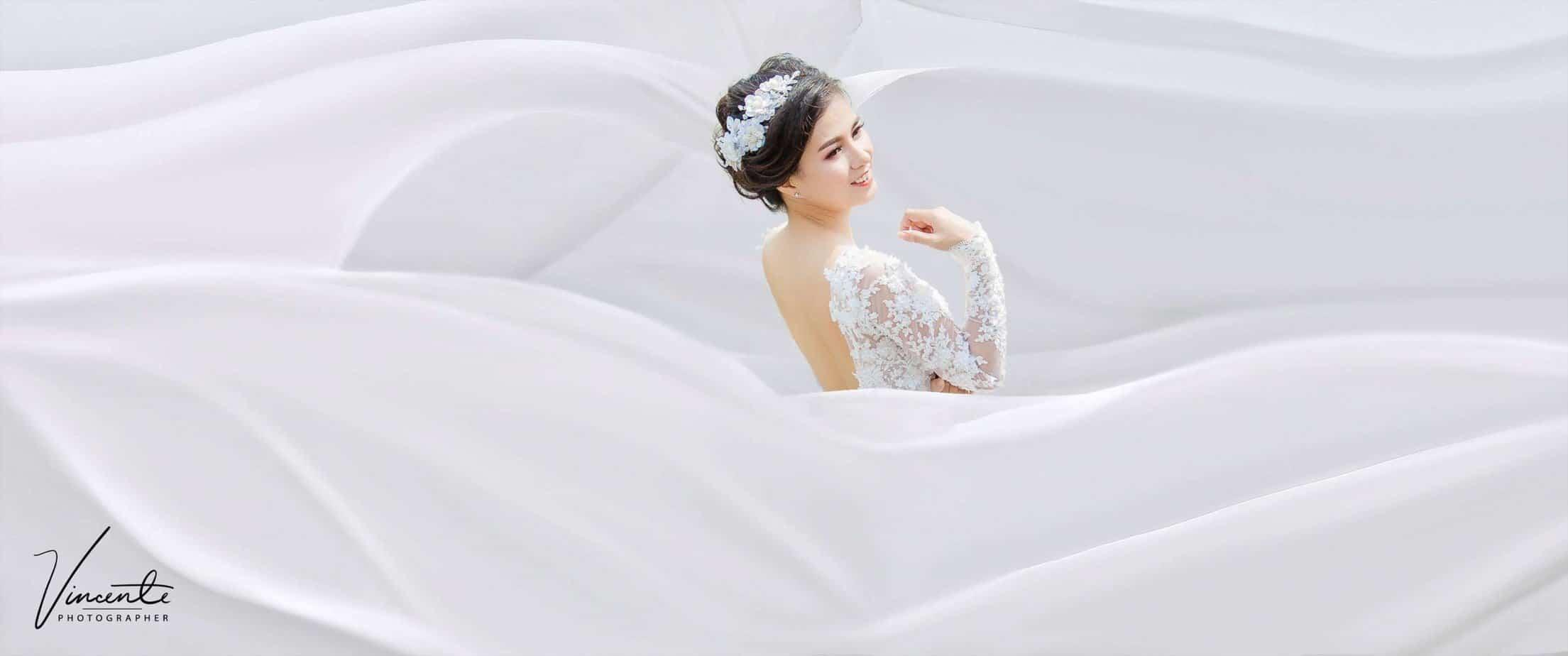 Top 10 Địa Chỉ Trang Điểm Cô Dâu Đẹp Xuất Sắc Tại Nha Trang -  - Chang Make Up | Cường Trần Studio | Lyn Artist 27