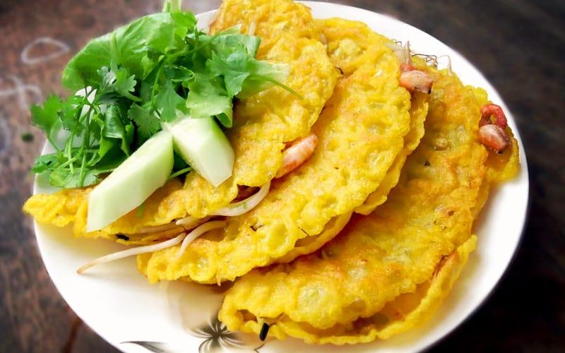 Top 7 Địa Chỉ Ăn Bánh Xèo Mực Đặc Biệt & Độc Đáo Ở Nha Trang -  - Bánh Xèo 10A Huỳnh Thúc Kháng | Bánh Xèo Bạch Đằng | Bánh Xèo Bình Dân Đường 2/4 25