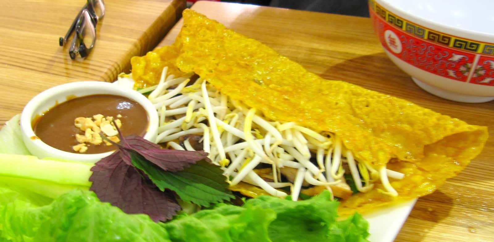 Top 7 Địa Chỉ Ăn Bánh Xèo Mực Đặc Biệt & Độc Đáo Ở Nha Trang -  - Bánh Xèo 10A Huỳnh Thúc Kháng | Bánh Xèo Bạch Đằng | Bánh Xèo Bình Dân Đường 2/4 27