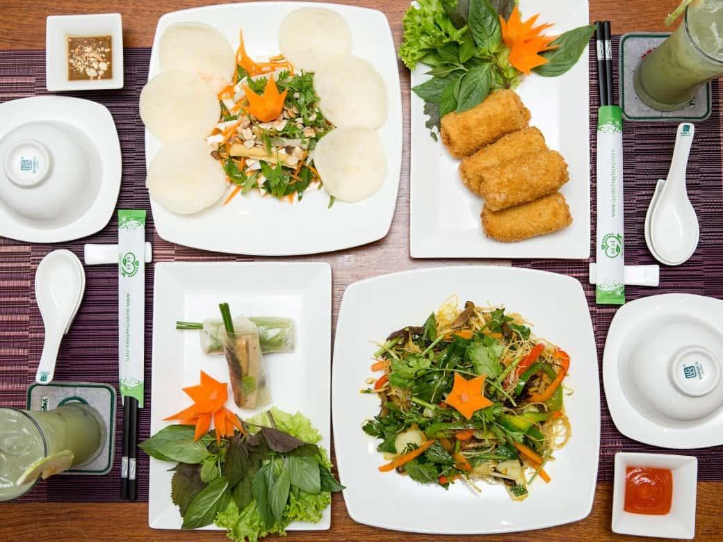 Nhà Hàng Chay Bà Xã (Số 107K Trương Định, P. 6, Q. 3) -  - Nhà hàng chay | Nhà hàng chay Bà Xã 15