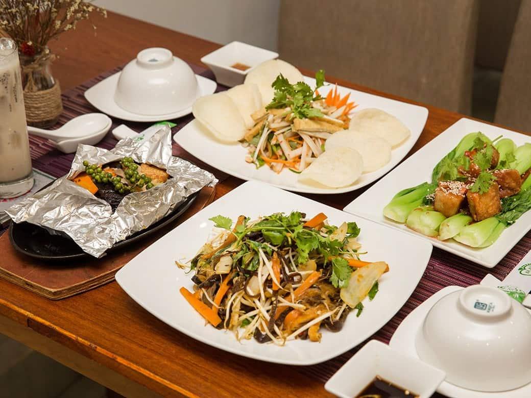 Nhà Hàng Chay Bà Xã (Số 107K Trương Định, P. 6, Q. 3) -  - Nhà hàng chay | Nhà hàng chay Bà Xã 13