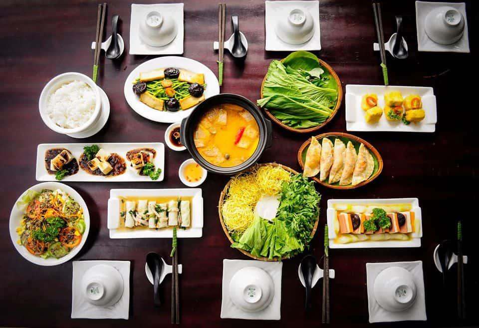 Review Chay Bếp Xanh An Duyên (Số 10 Nguyễn Tri Phương, P, 6, Q. 5, HCM) -  - chay bếp xanh an duyên | Nhà hàng chay | nhà hàng chay ngon hcm 19