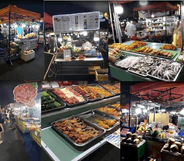 - Review Chợ Đêm Sơn Trà, Đà Nẵng