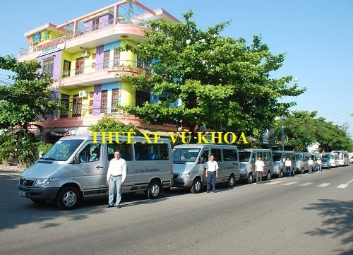 - Top 8 Nơi Cho Thuê Xe Ô Tô Uy Tín Tại Đà Nẵng