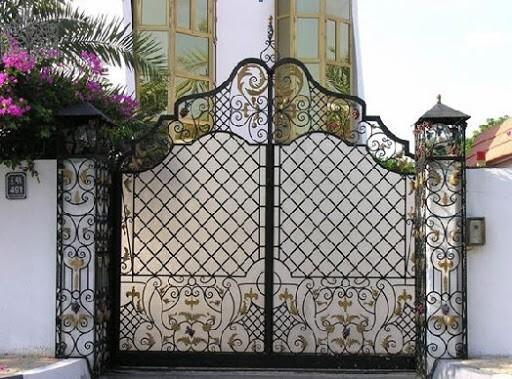 Top 5 Lưu Ý Khi Thiết Kế Nội Thất Cửa – Cổng -  - mẫu cổng nhà đẹp 13