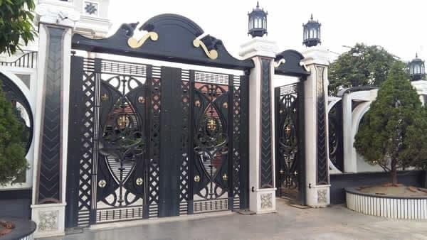 Top 5 Lưu Ý Khi Thiết Kế Nội Thất Cửa – Cổng -  - mẫu cổng nhà đẹp 15