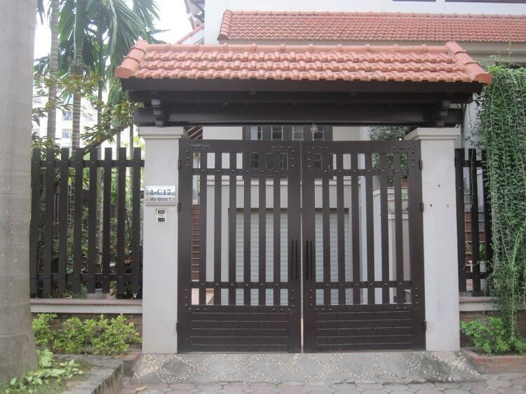 Top 5 Lưu Ý Khi Thiết Kế Nội Thất Cửa – Cổng -  - mẫu cổng nhà đẹp 17