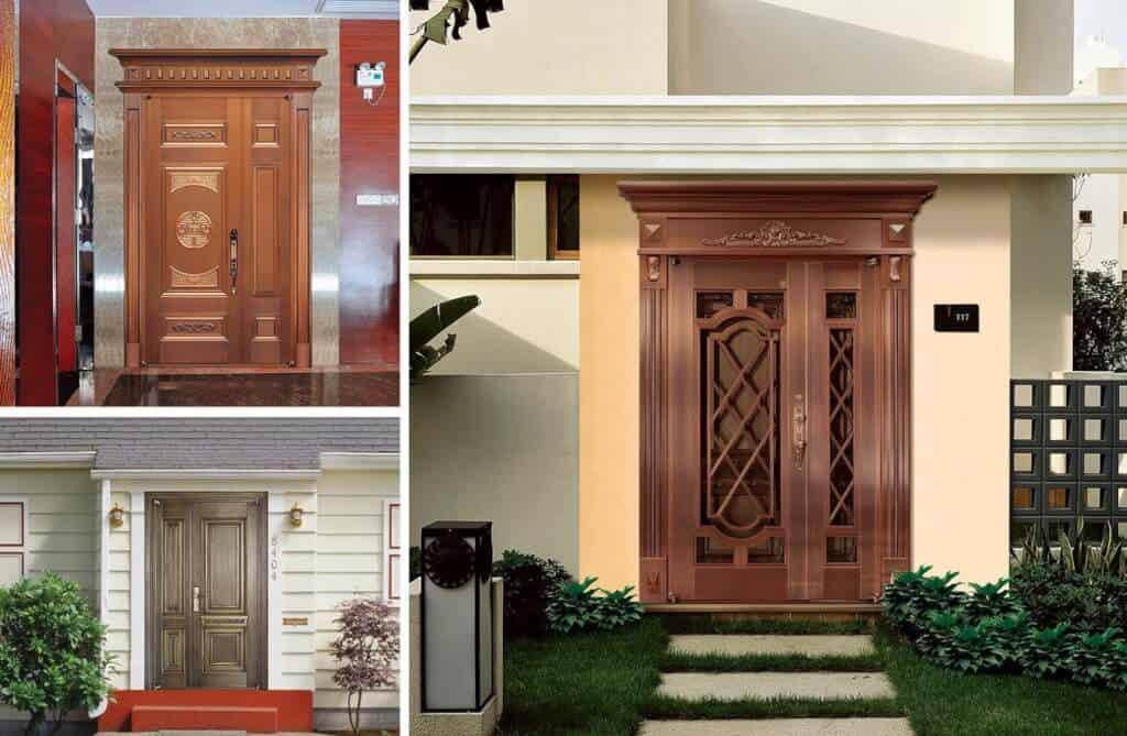 Top 5 Lưu Ý Khi Thiết Kế Nội Thất Cửa – Cổng -  - mẫu cổng nhà đẹp 19