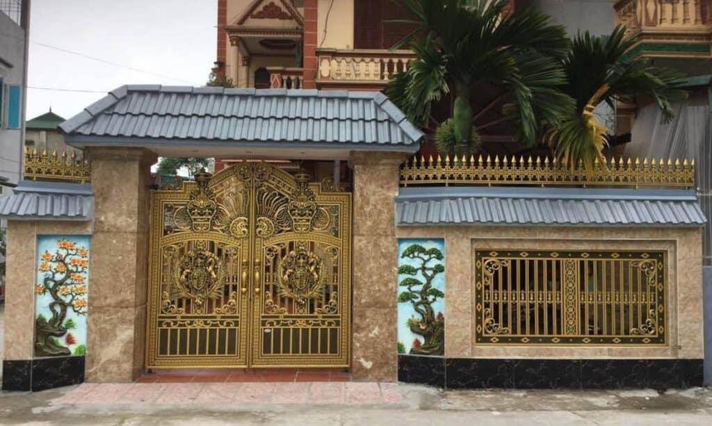 Top 5 Lưu Ý Khi Thiết Kế Nội Thất Cửa – Cổng -  - mẫu cổng nhà đẹp 23