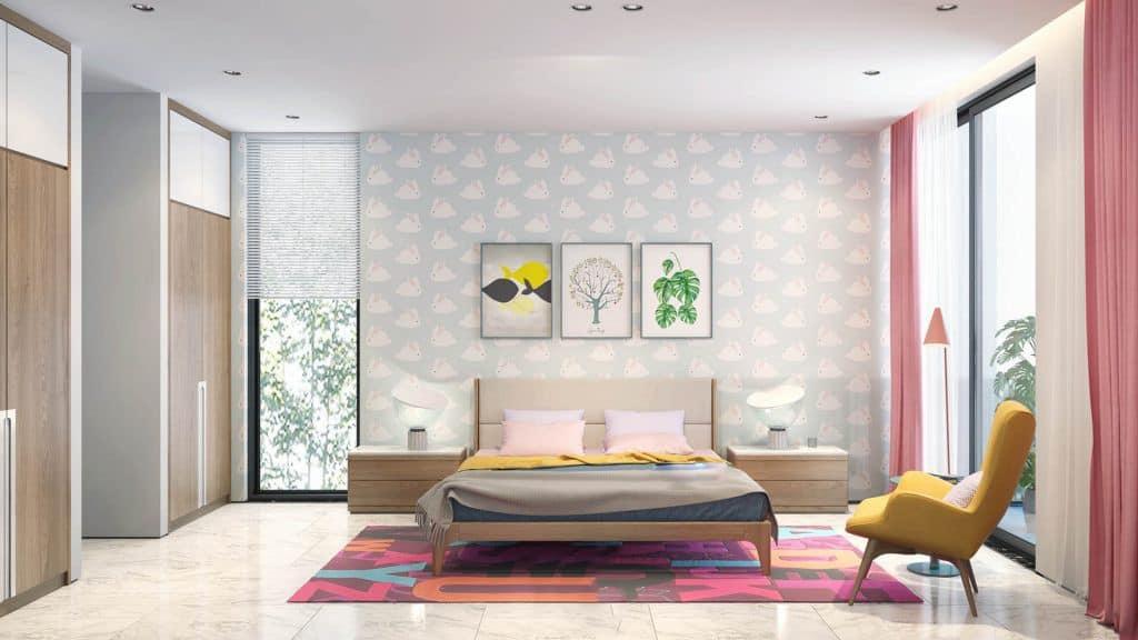 Top 7 Lưu Ý Khi Thiết Kế Nội Thất Phòng Ngủ -  - mẫu thiết kế phòng ngủ đẹp 155