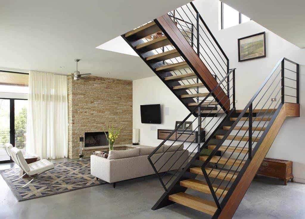 Top 8 Lưu Ý Khi Thiết Kế Nội Thất Cầu Thang, Lan Can -  - lưu ý khi thiết kế lan can | thiết kế nội thất cầu thang 25