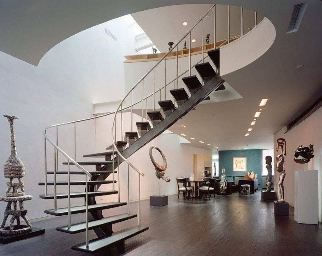 Top 8 Lưu Ý Khi Thiết Kế Nội Thất Cầu Thang, Lan Can -  - lưu ý khi thiết kế lan can | thiết kế nội thất cầu thang 21