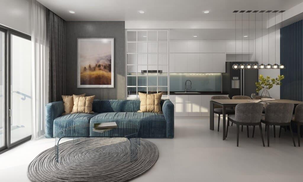 Top 20+ Mẫu Thiết Kế Nội Thất Chuyên Nghiệp Đẹp Ấn Tượng Nhất -  - Mẫu thiết kế nội thất đẹp 81