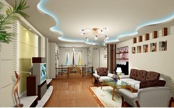 Top 7 Lưu Ý Khi Thiết Kế Nội Thất Trần Nhà -  - Mẫu thiết kế nội thất đẹp | mẫu thiết kế trần nhà đẹp | mẫu trần nhà đẹp 53