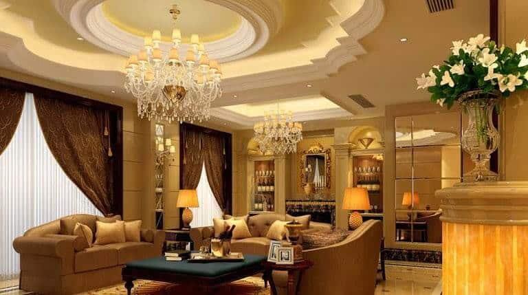 Top 7 Lưu Ý Khi Thiết Kế Nội Thất Trần Nhà -  - Mẫu thiết kế nội thất đẹp | mẫu thiết kế trần nhà đẹp | mẫu trần nhà đẹp 41