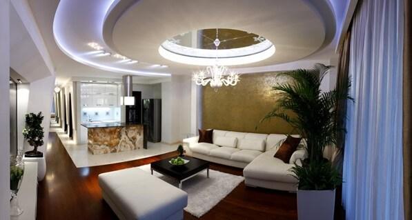 Top 7 Lưu Ý Khi Thiết Kế Nội Thất Trần Nhà -  - Mẫu thiết kế nội thất đẹp | mẫu thiết kế trần nhà đẹp | mẫu trần nhà đẹp 45