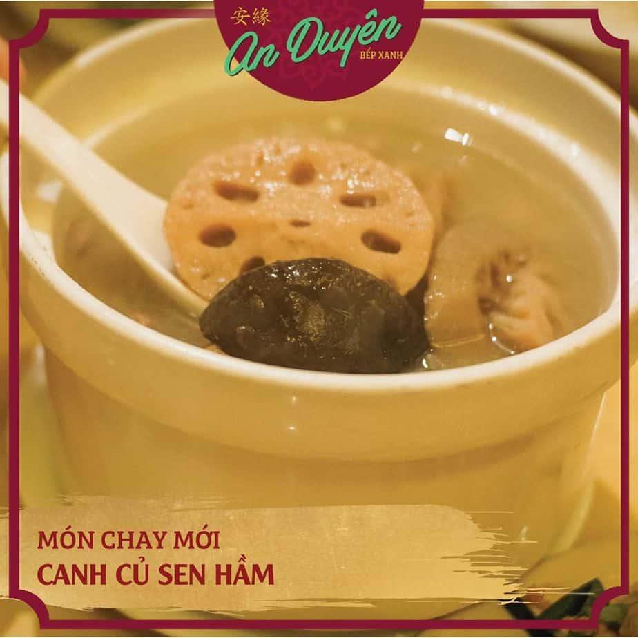 Review Chay Bếp Xanh An Duyên (Số 10 Nguyễn Tri Phương, P, 6, Q. 5, HCM) -  - chay bếp xanh an duyên | Nhà hàng chay | nhà hàng chay ngon hcm 27