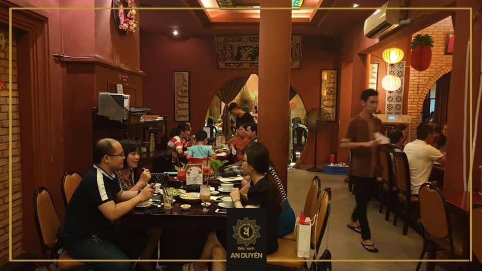 Review Chay Bếp Xanh An Duyên (Số 10 Nguyễn Tri Phương, P, 6, Q. 5, HCM) -  - chay bếp xanh an duyên | Nhà hàng chay | nhà hàng chay ngon hcm 35