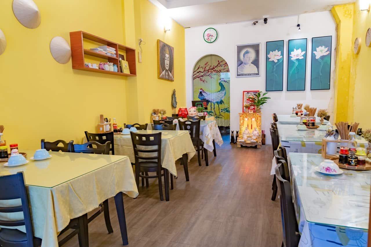 Review KVegetarian Restaurant & Café (20/15 Phan Đăng Lưu, Phường 6, Q. Bình Thạnh) -  - Nhà hàng chay | Nhà hàng KVegetarian Restaurant & Café | Nhà hàng thuần chay 13