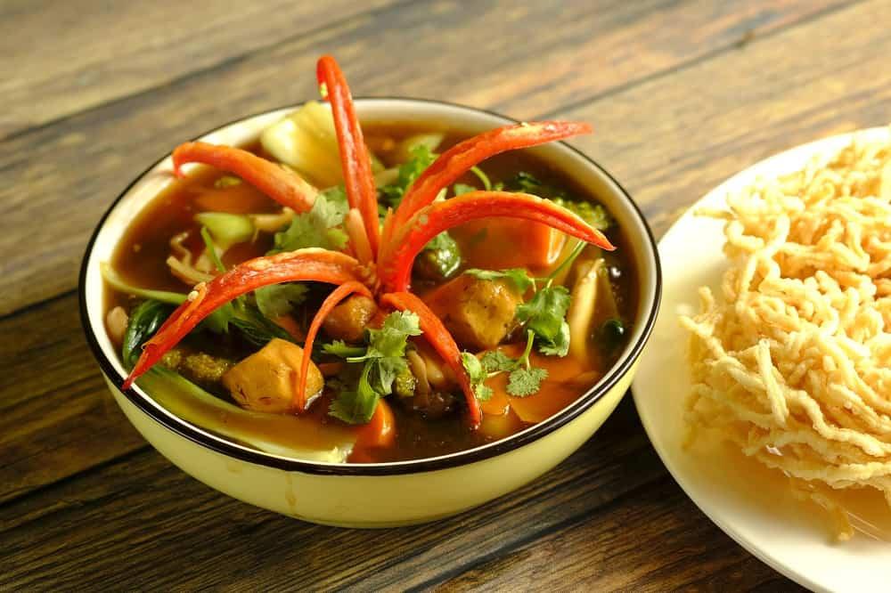 Review KVegetarian Restaurant & Café (20/15 Phan Đăng Lưu, Phường 6, Q. Bình Thạnh) -  - Nhà hàng chay | Nhà hàng KVegetarian Restaurant & Café | Nhà hàng thuần chay 19