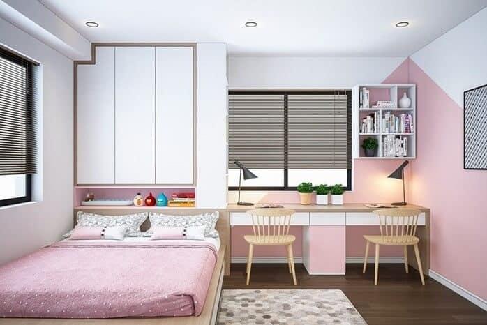 Top 20+ Mẫu Thiết Kế Nội Thất Giường Tủ Đẹp Ấn Tượng Nhất -  - mẫu giường ngủ đẹp   Mẫu thiết kế nội thất đẹp 45