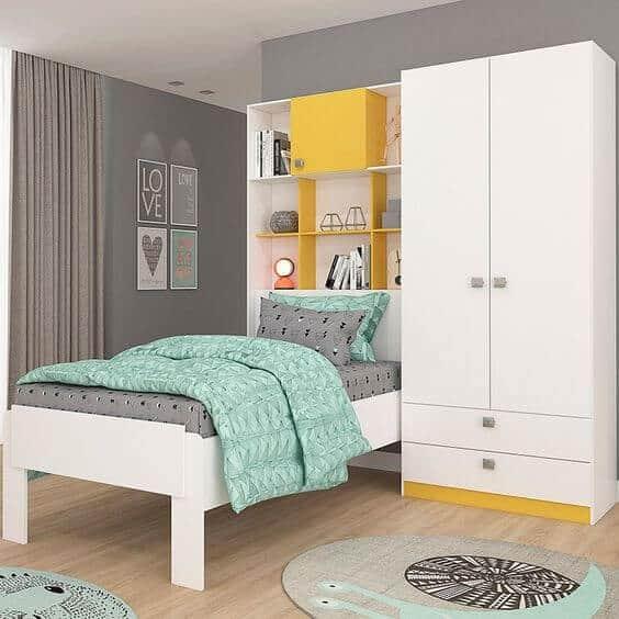 Top 20+ Mẫu Thiết Kế Nội Thất Giường Tủ Đẹp Ấn Tượng Nhất -  - mẫu giường ngủ đẹp   Mẫu thiết kế nội thất đẹp 65