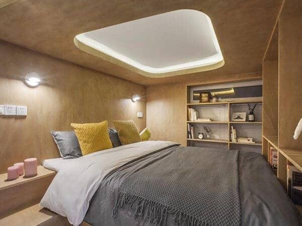 Top 20+ Mẫu Thiết Kế Nội Thất Giường Tủ Đẹp Ấn Tượng Nhất -  - mẫu giường ngủ đẹp   Mẫu thiết kế nội thất đẹp 77