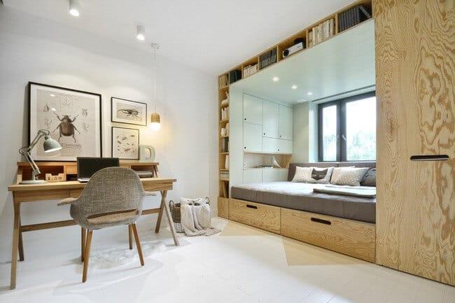 Top 20+ Mẫu Thiết Kế Nội Thất Giường Tủ Đẹp Ấn Tượng Nhất -  - mẫu giường ngủ đẹp   Mẫu thiết kế nội thất đẹp 81