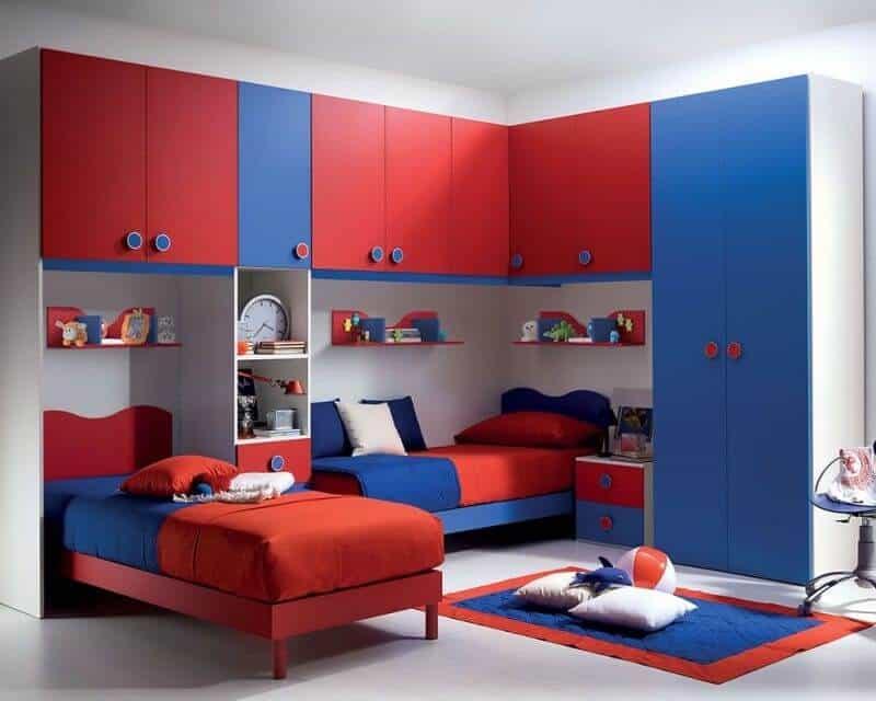 Top 20+ Mẫu Thiết Kế Nội Thất Giường Tủ Đẹp Ấn Tượng Nhất -  - mẫu giường ngủ đẹp   Mẫu thiết kế nội thất đẹp 47