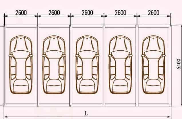bản vẻ thiết kế nhà xe