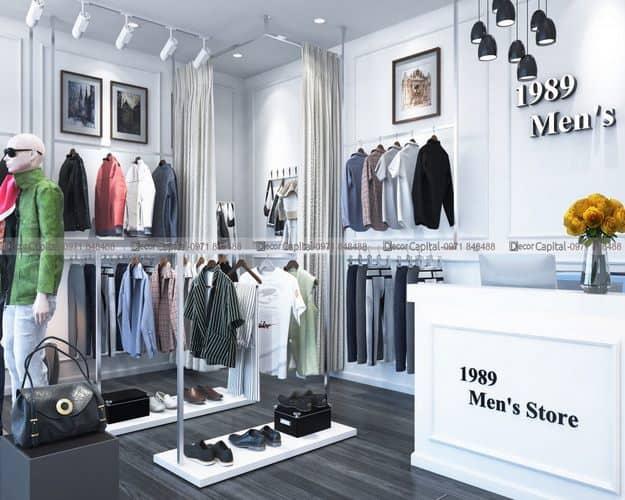 Top 10 Shop Thời Trang Nam Được Yêu Thích Tại HCM -  - 1989 Shop | 4men Shop | Chuột Trắng Shop 21