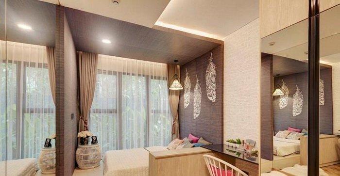 mẫu thiết kế nội thất Feliz En Vista Quận 2