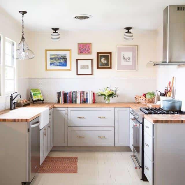 lưu ý khi thiết kế phòng bếp