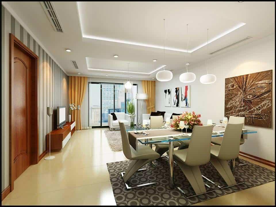 thiết kế nội thất căn hộ Saigon South Residences