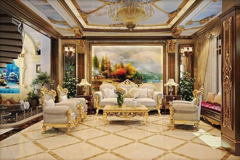 Top 6 Lưu Ý Khi Thiết Kế Nội Thất Cao Cấp Luxury -  - Mẫu thiết kế nội thất đẹp | thiết kế nội thất cao cấp 37