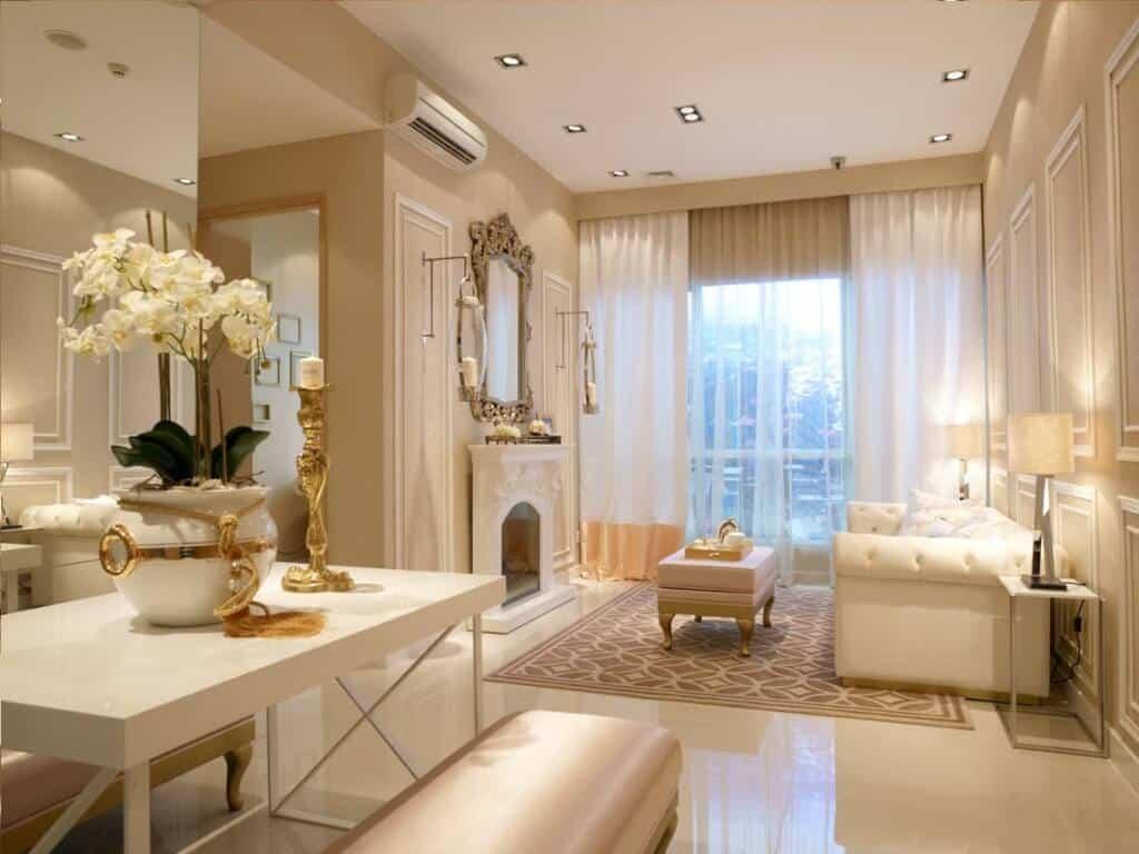 Top 7 Lưu Ý Khi Thiết Kế Nội Thất Châu Âu -  - Mẫu thiết kế nội thất đẹp | thiết kế nội thất châu âu 37
