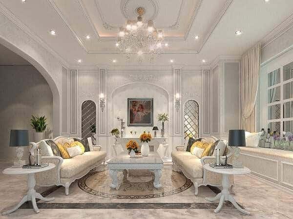 Top 7 Lưu Ý Khi Thiết Kế Nội Thất Châu Âu -  - Mẫu thiết kế nội thất đẹp | thiết kế nội thất châu âu 39