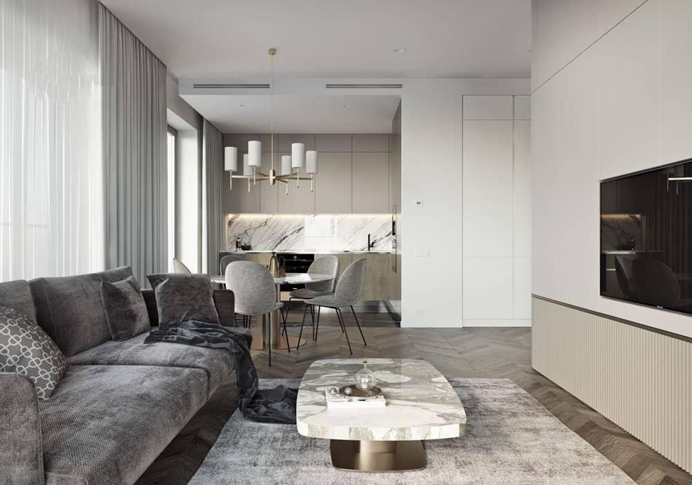 Top 6 Lưu Ý Thiết Kế Nội Thất King Center Thành Thái Quận 10 -  - Mẫu thiết kế nội thất đẹp | thiết kế nội thất king center thành thái 15