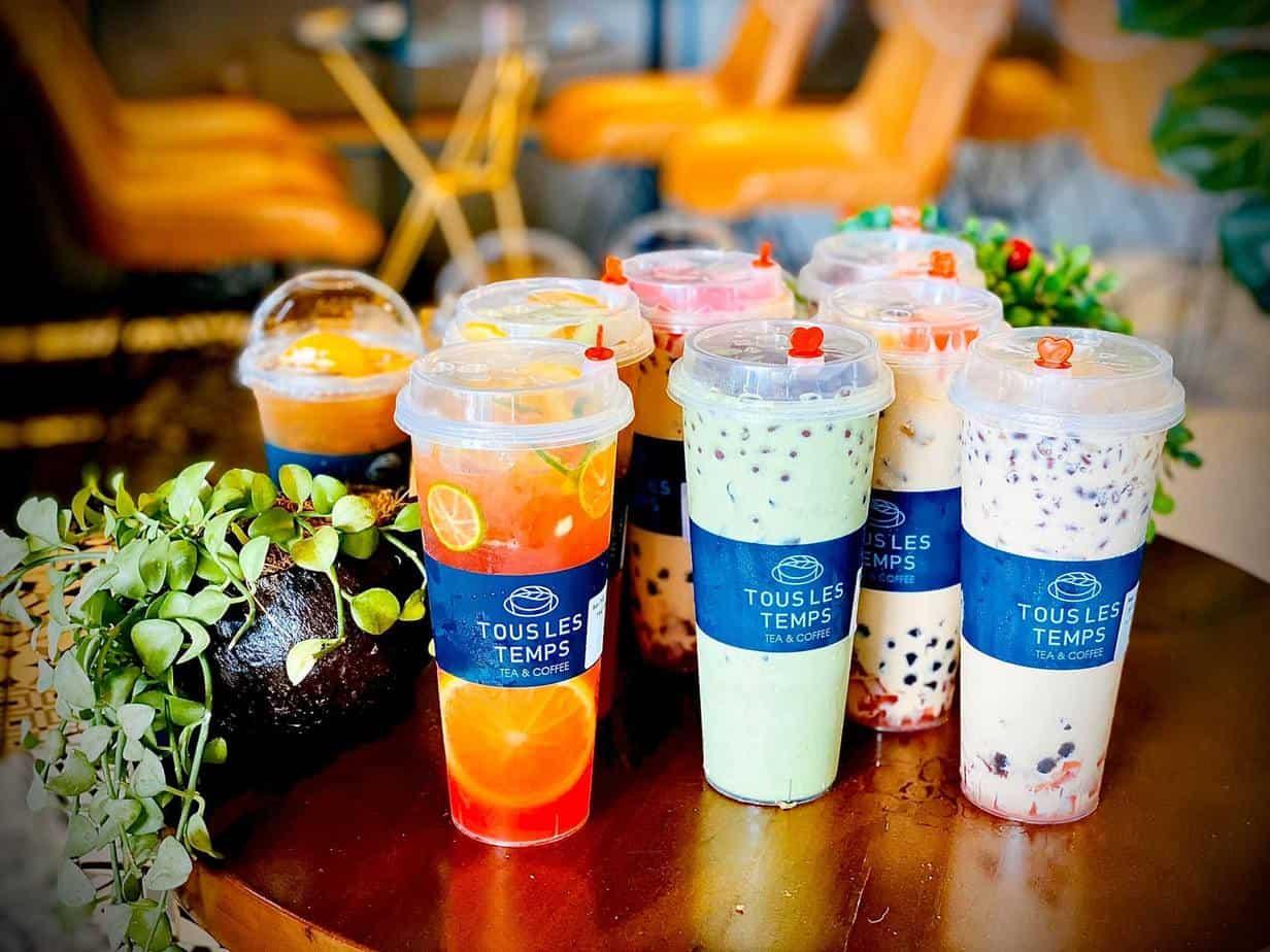 Top 10 Quán Trà Sữa Ngon, Bổ, Rẻ Tại Nha Trang -  - Trà sữa 23