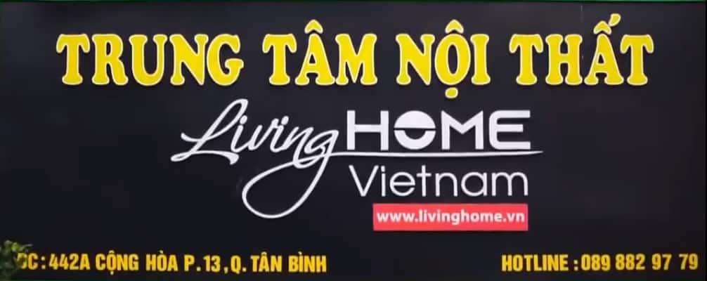 Siêu thị nội thất Living home Việt Nam chuyên bán các sản phẩm nội thất: Kệ tivi, bàn ăn, sofa nhập nhẩu, chính hãng giá rẻ ở TPHCM