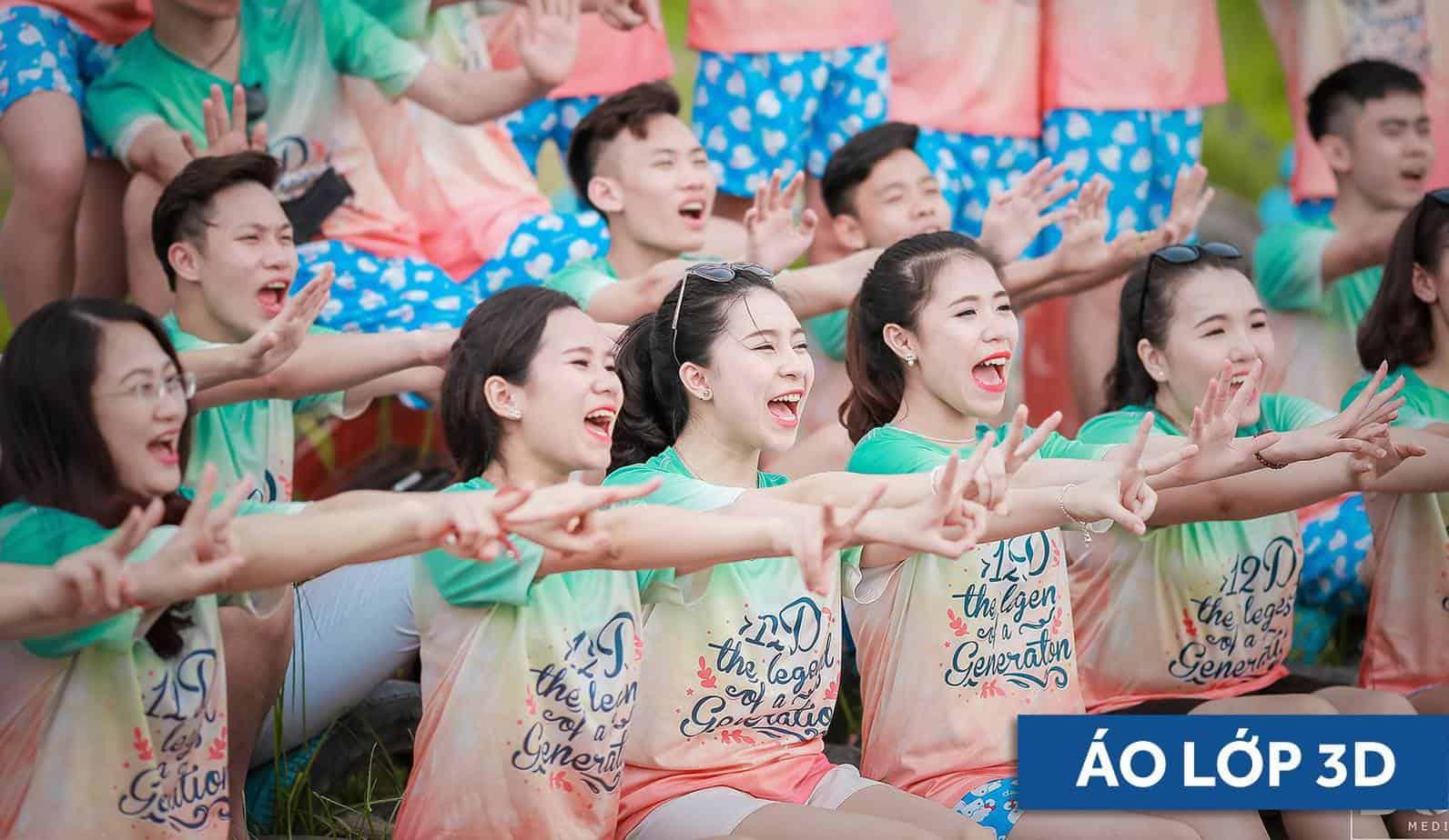 Top 7 Nơi May Đồng Phục, In Thêu Áo Thun ở Đà Nẵng -  - Công ty cổ phần quốc tế Dony 45