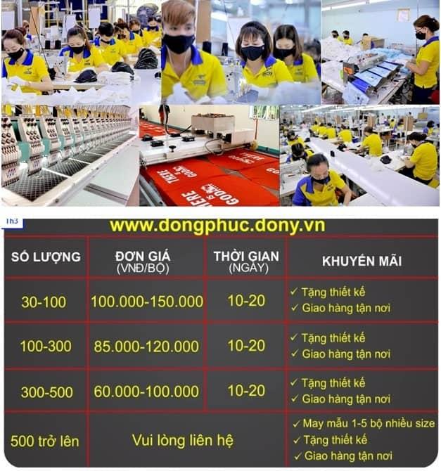 Top 5 Nơi May Đồng Phục, In Thêu Áo Thun Ở Điện Biên -  - Công ty cổ phần quốc tế Dony | Điện Biên | Đồng phục Ong Vàng 13
