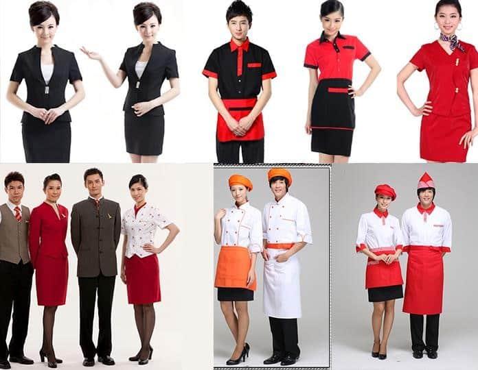Top 5 Nơi May Đồng Phục, In Thêu Áo Thun ở Cao Bằng -  - May đồng phục công ty 3