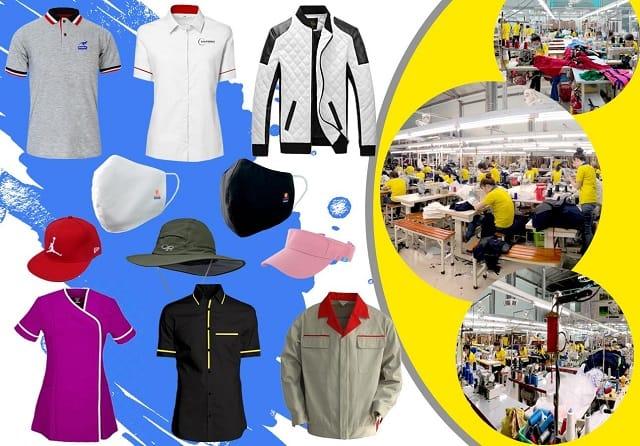 Top 5 Nơi May Đồng Phục, In Thêu Áo Thun Ở Điện Biên -  - Công ty cổ phần quốc tế Dony | Điện Biên | Đồng phục Ong Vàng 11