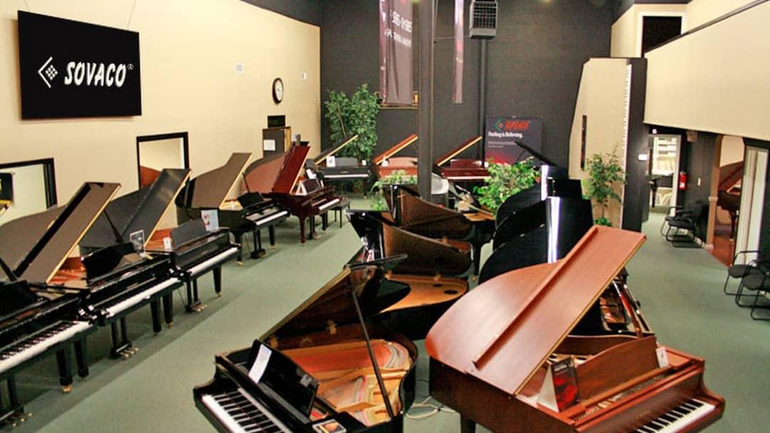 - Top 8 Địa Chỉ Mua Đàn Piano Cao Cấp Ở TP HCM
