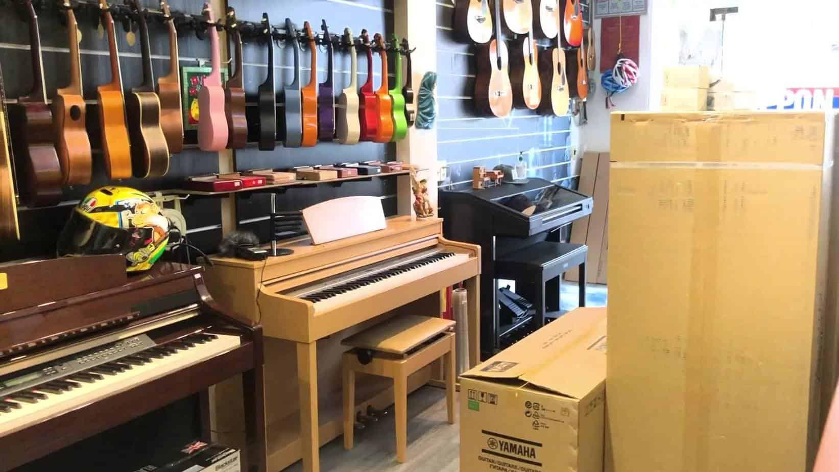 Top 10 Shop Chuyên Kinh Doanh Đàn Piano Cho Bé -  - Công ty âm nhạc Bình Minh | Cửa hàng Hà Ngọc Music | Cửa hàng Piano Fingers 29