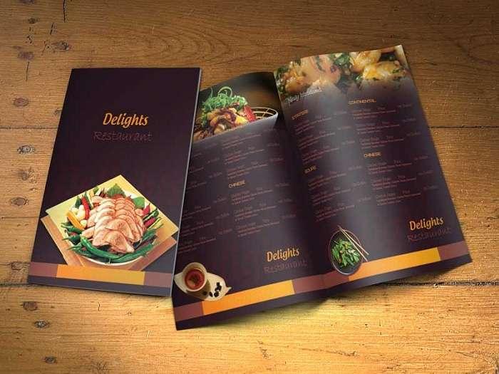 địa chỉ in menu uy tín tại hà nội