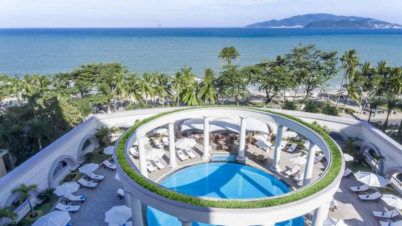 Top 10 Khách Sạn Có Hồ Bơi Đẹp Nhất Ở Nha Trang -  - Nagar Nha Trang Hotel 1