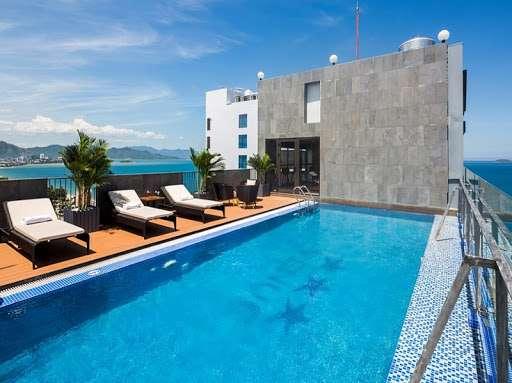Top 10 Khách Sạn Có Hồ Bơi Đẹp Nhất Ở Nha Trang -  - Angella Hotel | DTX Nha Trang Hotel | InterContinental Nha Trang 24