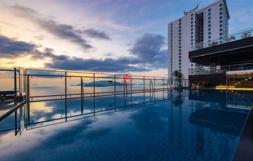 khách sạn có hồ bơi đẹp nhất ở nha trang